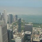 Chicago from Sears Willis Tower